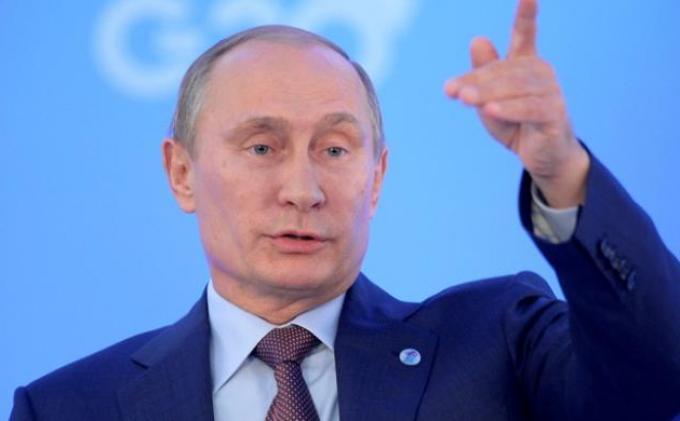 Presiden Rusia Sebut Inggris Kelewat Percaya Diri