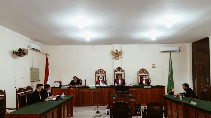 Terdakwa Kasus Gratifikasi PETI di Sanggau Divonis 1,4 Tahun Penjara