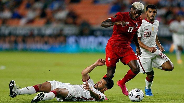 Live Score CONCACAF Gold Cup Rabu 21 Juli 2021 Qatar dan Panama Berebut Satu Tiket Perempat Final