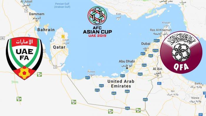 Qatar Vs UEA Semifinal Asian Cup 2019: Suporter Terancam Blokade, Kabar Tiket Diborong Habis Merebak