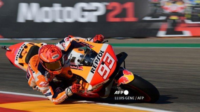 BERITA MotoGP - Kabar Terbaru Marc Marquez Menjelang Race GP San Marino Sirkuit Misano 19 September