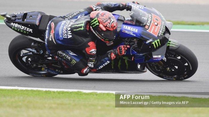 Jadwal Latihan Bebas FP1 dan FP2 MotoGP Aragon Spanyol serta Jam Tayang Live Race Hari Minggu