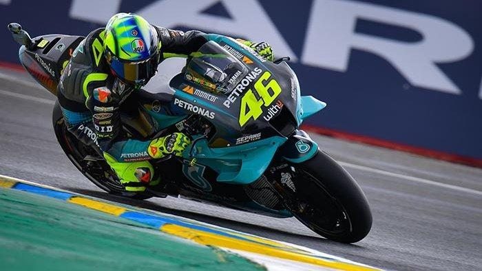 RACE Hidup Mati Rossi - Cek Jadwal MotoGP Italia 2021 Live Trans7 dan Klasemen MotoGP 2021 Terbaru