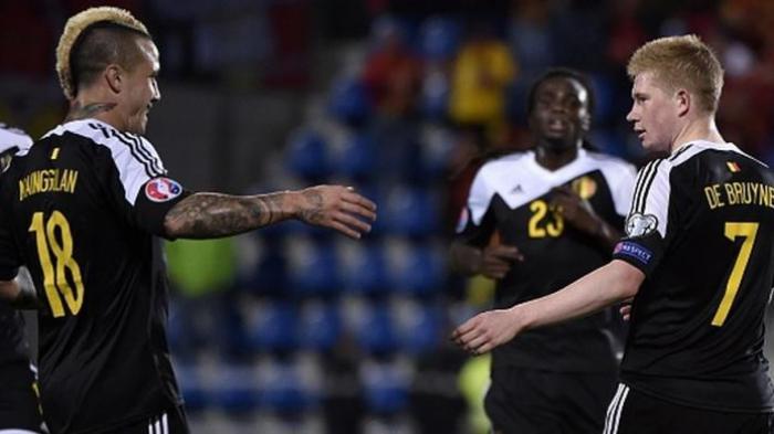 Pemain Keturunan Indonesia Tak Dipanggil, 23 Nama Skuat Timnas Belgia di Piala Dunia 2018