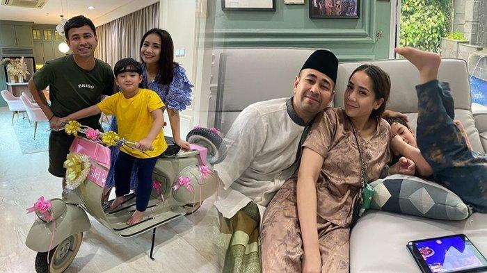 Pergoki Nagita Slavina dan Raffi Ahmad Bertengkar di Kamar, Rafathar Lihat Nagita Nangis