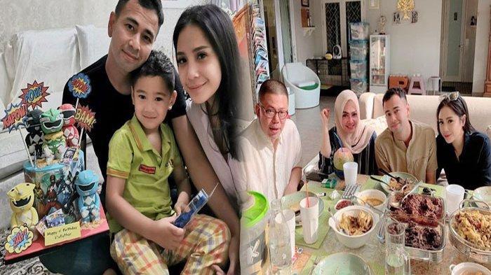 Rafathar Sering Curhat, Mama Rieta Nangis Bongkar Perlakukan Nagita Slavina & Raffi Ahmad