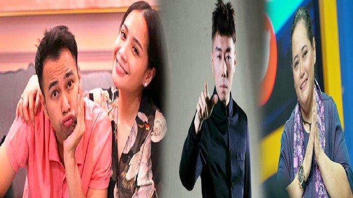 Raffi Ahmad & Nagita Slavina Diterawang, Roy Kiyoshi Ramalkan Cerai, Mbak You Singgung Gantung Diri