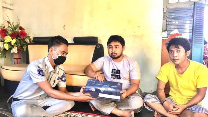 Operasi Identifikasi SJ 182 Ditutup, Jasa Raharja Kalbar Kembali Serahkan Santunan