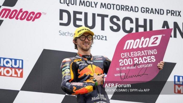 Rahasia Remy Gardner Juara Moto2 2021 Paruh Musim, Cek Update Jadwal dan Klasemen Moto2 Terbaru