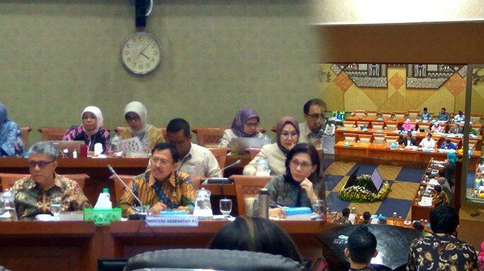 Raker Komisi IX, Alifudin Minta BPJS Segera Lunasi Tagihan RS di Kota Pontianak