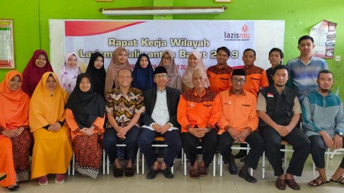 Laksanakan Rakerwil, LazisMu Sepakat Perkuat Peran di 14 Kabupaten Kota