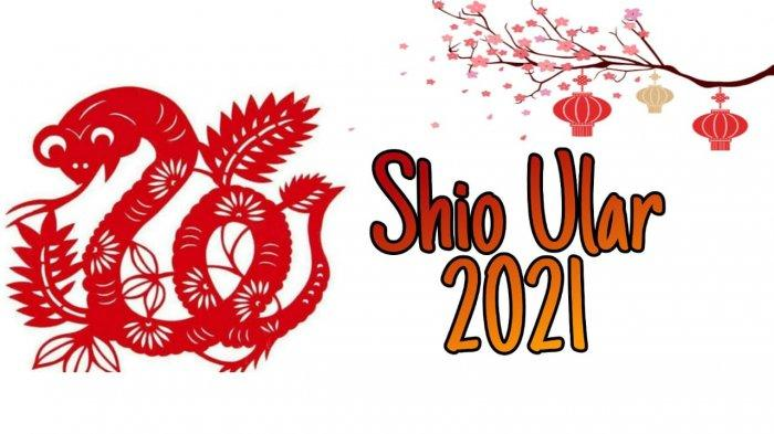 SHIO 2021 - Ramalan Shio Ular 2021 Karier Keuangan hingga Cinta, Nasib Baik & Keberuntungan Menanti