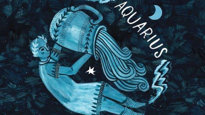 RAMALAN Zodiak Aquarius Hari Ini Kamis 8 April 2021, Dari Asmara Keuangan Kesehatan & Karier