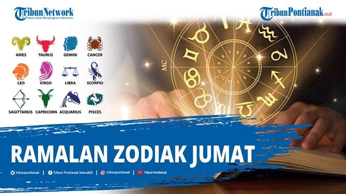 RAMALAN ZODIAK Hari Jumat 2 April 2021, Firasat Virgo hingga Kejutan Menyenangkan Capricorn