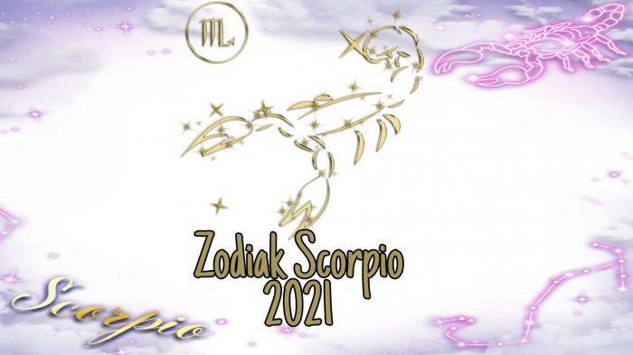 ZODIAK 2021 - Ramalan Zodiak Scorpio, Kamu Mungkin Jatuh Cinta hingga Perubahan di Kehidupan