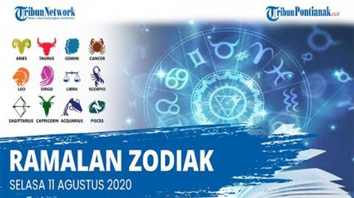 RAMALAN ZODIAK Asmara Minggu 18 Oktober 2020, Cek Peruntungan Cinta Zodiakmu! - Tribun Pontianak