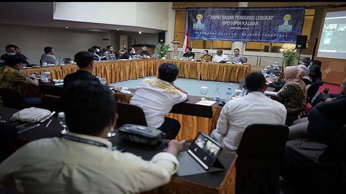 Musyawarah Daerah Badan Pengurus Daerah HIPMI Kalbar ke 15 Siap Digelar