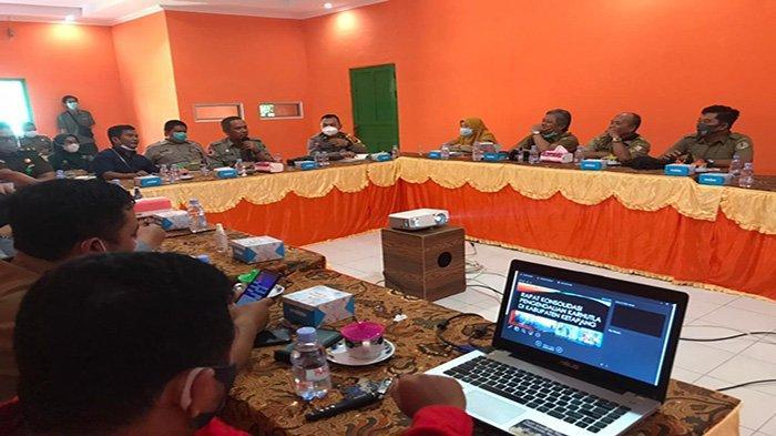 BPBD Ketapang Ajak Seluruh Stakeholder Bersinergi Tangani Karhutla