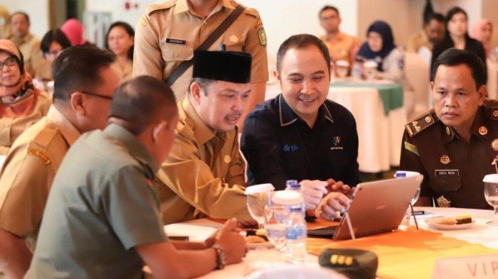 FOTO: Rapat Koordinasi Sensus Penduduk 2020 Provinsi Kalimantan Barat di Hotel Harris Pontianak - rapat-koordinasi-sensus1.jpg