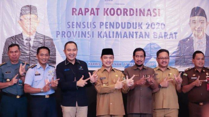 FOTO: Rapat Koordinasi Sensus Penduduk 2020 Provinsi Kalimantan Barat di Hotel Harris Pontianak - rapat-koordinasi-sensus6.jpg