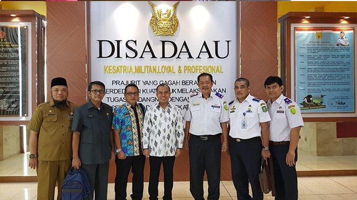 Bupati Sambas Ajukan Pengelolaan Bandara Perintis Paloh