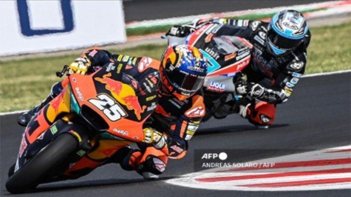 HASIL Race Moto2 San Marino 2021 Hari Ini Raul Fenandez Juara Lengkap Link Results MotoGP Misano