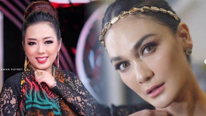 Reaksi Luna Maya saat jadi Korban Julid di LIDA 2019, Soimah Terang-terangan Bergaya ala Syahrini
