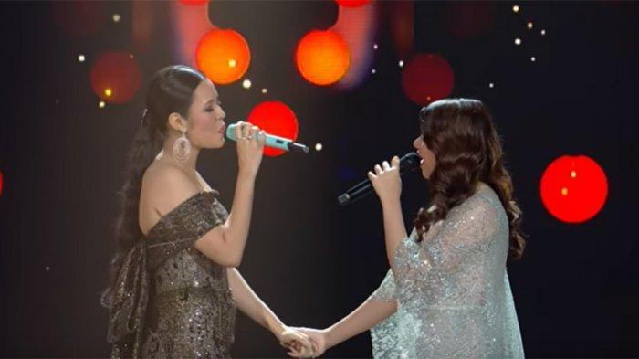 Reaksi Tiara Mimpi Duet Bareng Idolanya Nyata di Panggung Indonesian Idol, Raisa Malah Ngaku Tegang