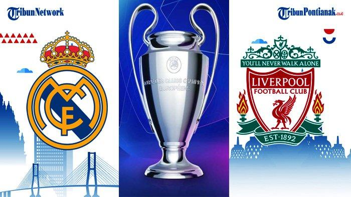 STREAMING SCTV SPORT Real Madrid Vs Liverpool M City Vs Dortmund Jadwal Liga Champions Malam Ini