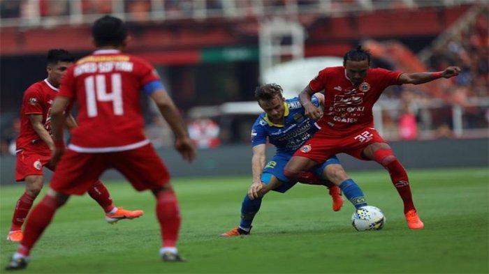 UPDATE SKOR Persija vs Persib Piala Menpora - Cek Formasi & Link Live Streaming Persib vs Persija