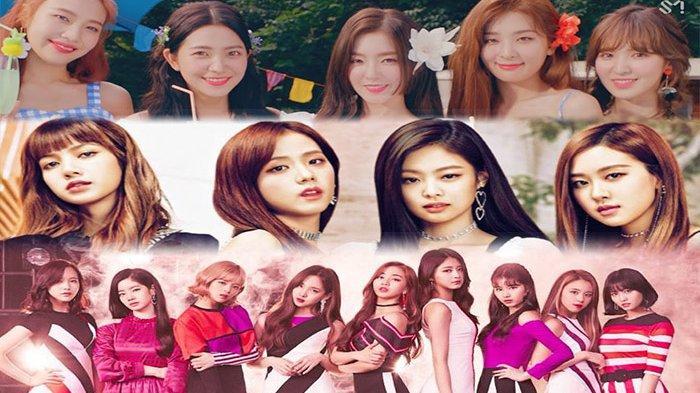 Red Velvet Ungguli BLACKPINK di Puncak Reputasi Brand Girlgrup KPop, 'Umpah Umpah' Pencarian Populer
