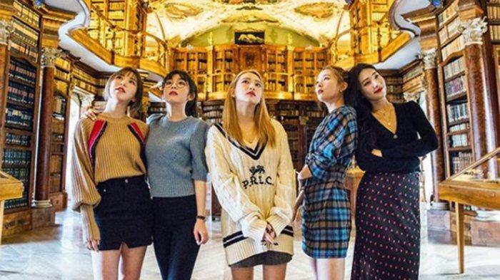 Red Velvet Ungguli BLACKPINK & (G)I-DLE Puncaki Girl Grup K-Pop Terpopuler Januari 2020