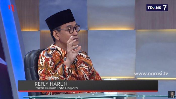 Prediksi Hasil Sidang Putusan MK, Refly Harun: Bad News untuk Prabowo Tapi Saya Tak Bilang Kalah