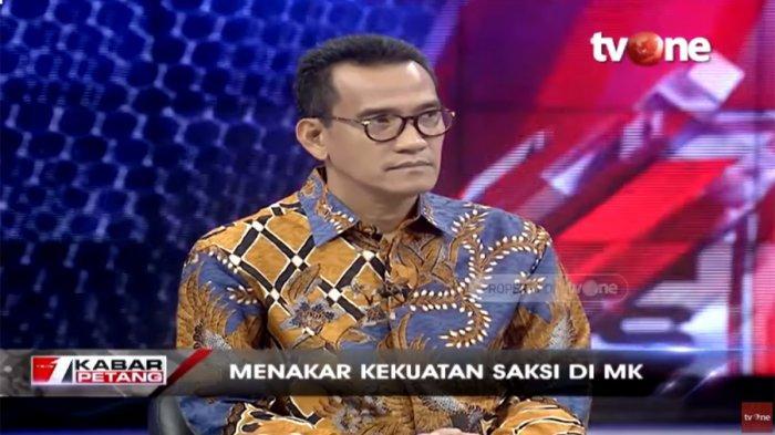 Refly Harun: Tanggung Jawab Hakim MK Kepada Allah SWT, Tidak Boleh Terpengaruh Opini Publik