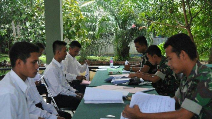 Kapendam Tri Rana Ingatkan Daftar TNI AD Gratis