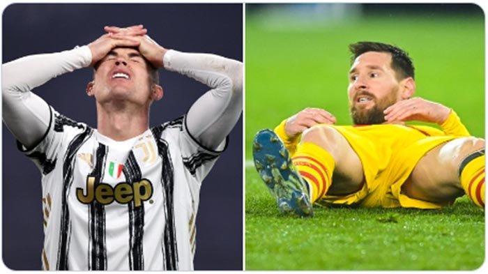 REKOR 17 Tahun Liga Champions Usai Juventus dan Barcelona Tersingkir - Tanpa Messi dan Ronaldo