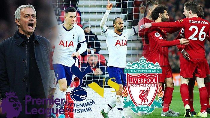 REKOR Pertandingan Tottenham Hotspurs Vs Liverpool, Big Match Liga Inggris (12/1) | Masalah Mourinho