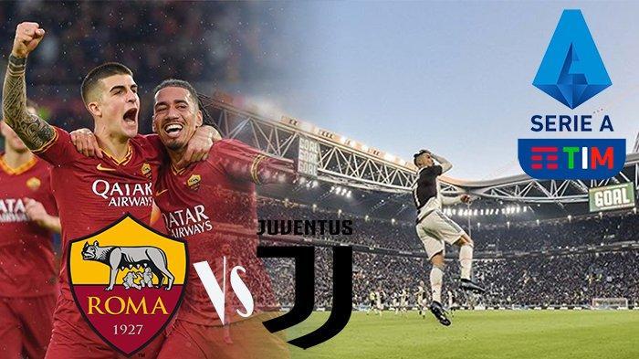REKOR Pertemuan Roma Vs Juventus, Big Match Liga Italia Serie A Pekan 19 | Rekor Cristiano Ronaldo
