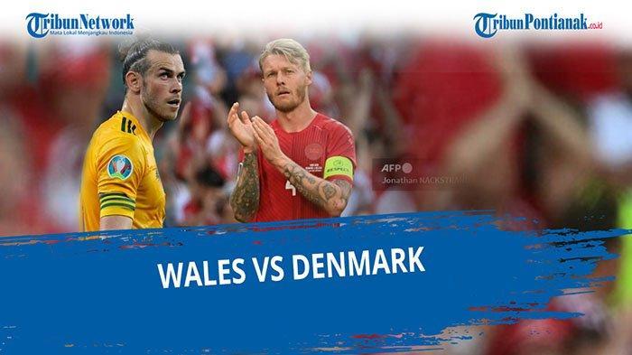 Rekor Skor Pertemuan Wales vs Denmark Jelang Babak 16 Besar EURO 2021