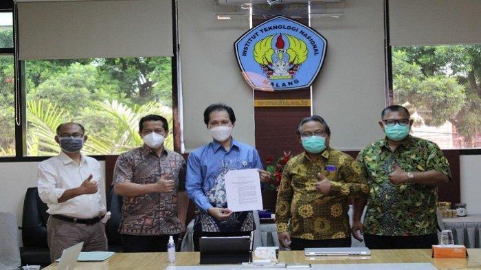 Jaring Mahasiswa Baru, ITN Malang Buka Prodi Baru S1 Bisnis Digital - rektor-itn-malang.jpg