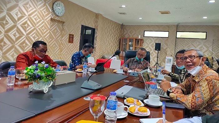 UPB Pontianak Tawarkan Sejumlah Skema Kerja Sama kepada Pemkot Singkawang