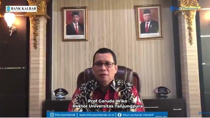 Rektor Untan Bersyukur, 8 Tenaga Medis Laboratorium Untan yang Positif Covid-19 Sudah Sembuh