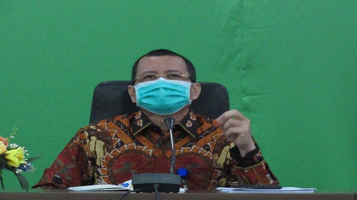 Rektor Untan Garuda Wiko Sampaikan Syarat Mahasiswa Terima Pengurangan Biaya UKT
