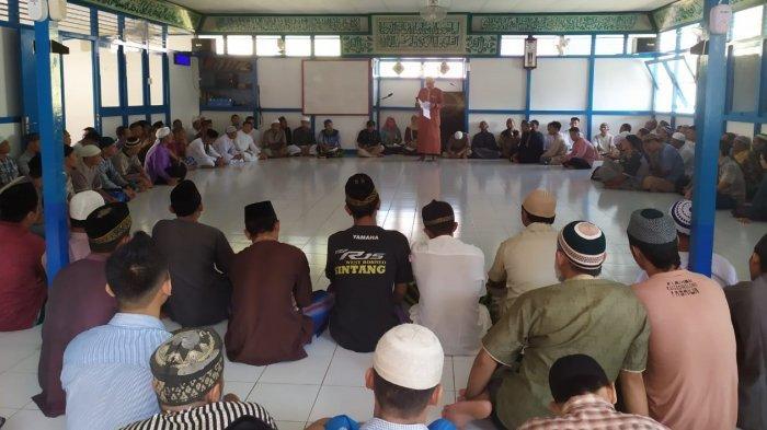 1.824 Warga Binaan di Kalbar Dapat Remisi Terbanyak dari Pontianak, 5 Langsung Bebas