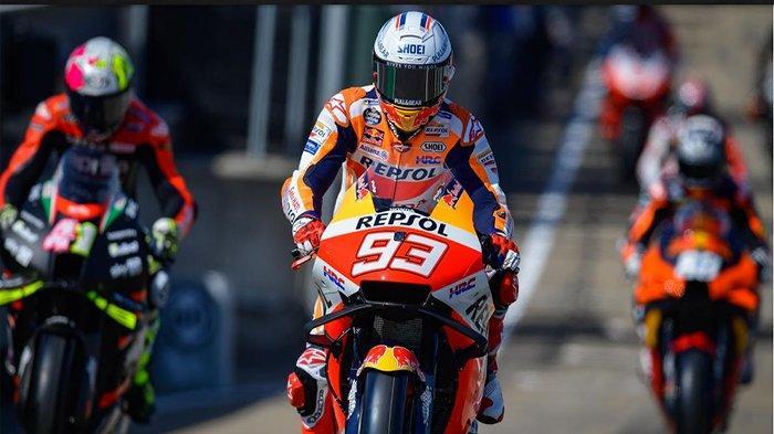 Klasemen MotoGP 2021 Jelang MotoGP Assen Live Trans7, Cek Poin Marc Marquez