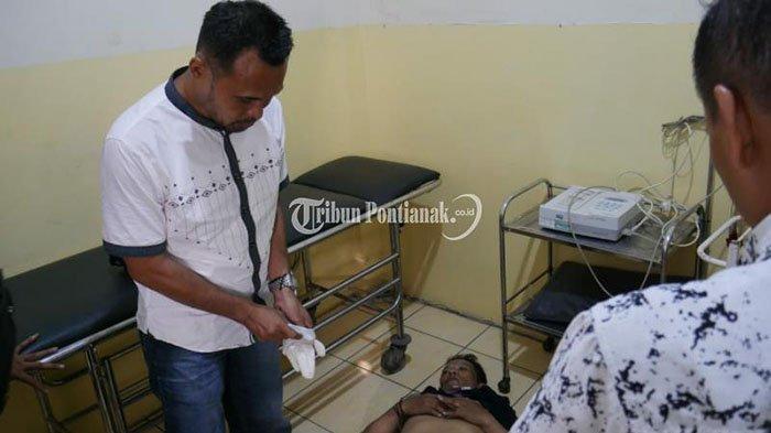 FOTO: AT, Residivis Pencurian Kendaraan Bermotor di Pontianak 'Dihadiahi' Timah Panas - resedivis-at-4.jpg