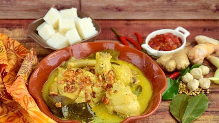 RESEP Opor Ayam Lebaran, Berikut Cara Membuat Opor Ayam Spesial Lebaran Bumbu Kuning dan Putih