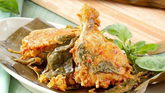 Resep Pepes Ayam Kemangi, Rasanya Gurih dan Sedikit Pedas