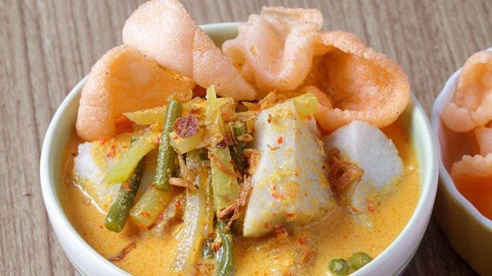 RESEP Sayur Ketupat Khas Lebaran Idul Fitri, Makanan Pendamping Saat Menyantap Ketupat