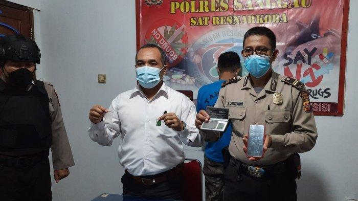 Baru Bebas Bersyarat, Residivis Narkoba Kelas Kakap Kembali Ditangkap Polisi